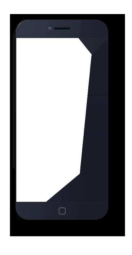 Mobile Phone Frame